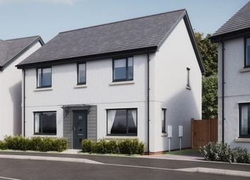 """Thumbnail 4 bed detached house for sale in """"The Chedworth Corner"""" at Tollgate Road, Bodmin"""