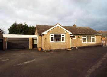 Thumbnail 2 bed bungalow for sale in Hereward Drive, Thurnby, Leicester, Leicestershire