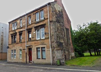 Thumbnail 2 bed flat for sale in Queen Street, Paisley, Renfrewshire