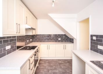 Thumbnail 3 bed terraced house to rent in Harcourt Gardens, Weston, Bath