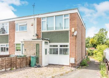 2 bed end terrace house for sale in Lutterworth Road, Blaby LE8