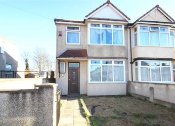 Thumbnail 4 bed semi-detached house to rent in Keys Avenue, Bristol