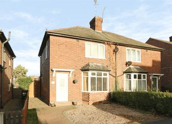 Thumbnail 3 bed semi-detached house for sale in Gedling Road, Arnold, Nottingham
