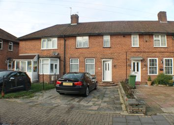 Thumbnail 3 bed terraced house to rent in Dunkery Road, Mottingham
