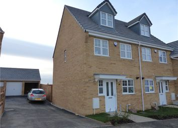 Thumbnail 3 bed semi-detached house to rent in Steeple Way, Rushden