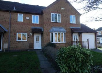 Thumbnail 2 bed terraced house to rent in Wheatlands Drive, Countesthorpe, Leicester
