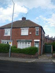 Thumbnail 3 bedroom semi-detached house for sale in Staniforth Road, Sheffield