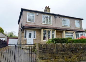 Thumbnail 3 bed semi-detached house for sale in Cousin Lane, Halifax