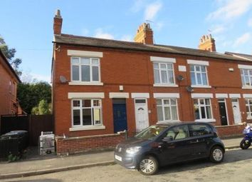 Thumbnail 3 bed end terrace house to rent in Park Road, Leicester