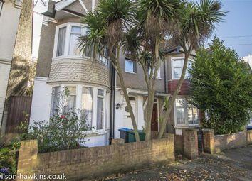 Thumbnail 4 bed terraced house for sale in Rosebank Avenue, Sudbury Hill, Harrow