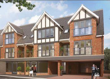 Thumbnail 2 bed flat to rent in 199 Watling Street, Radlett, Hertfordshire