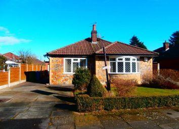 Thumbnail 2 bedroom bungalow to rent in Dorrington Road, Sale