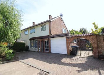 Thumbnail 3 bed semi-detached house for sale in Felmongers, Harlow