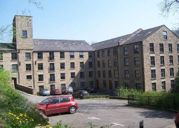 Thumbnail 2 bedroom flat for sale in Hyde Bank Mill, Hyde Bank Road, High Peak