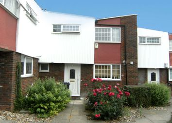 Thumbnail 3 bedroom terraced house to rent in Beaumont Court, London