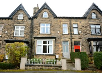 Thumbnail 5 bed terraced house for sale in Ingledew Crescent, Roundhay, Leeds