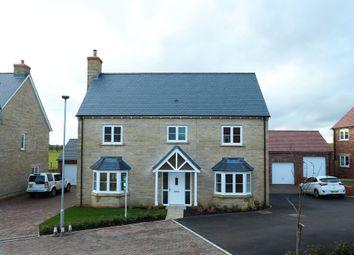 Thumbnail 5 bedroom detached house for sale in Mill Lane, Westbury, Brackley