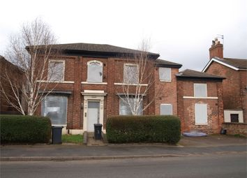 Thumbnail 6 bed detached house for sale in Derby Road, Burton-On-Trent, Staffordshire