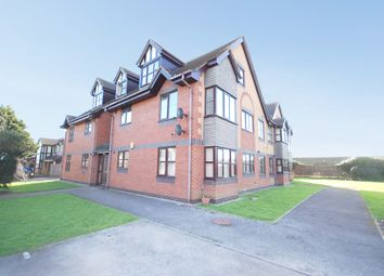 Thumbnail 2 bed flat for sale in Oakwood Close, Blackpool