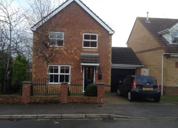 Thumbnail 4 bed detached house for sale in Thornhill Close, Shildon