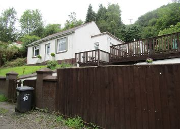 Thumbnail 3 bed detached bungalow for sale in Wembley Road, Ystalyfera, Swansea.