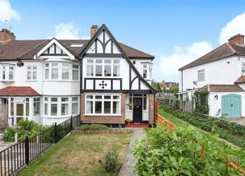 Thumbnail 3 bed end terrace house for sale in Langley Way, West Wickham