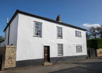 Thumbnail 5 bed detached house for sale in High Street, Hinxton, Saffron Walden
