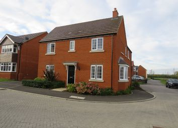 Thumbnail 4 bed detached house for sale in Harris Close, Newton Leys, Milton Keynes