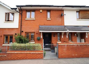 Thumbnail 3 bed terraced house for sale in Hudson Close, Gravesend, Kent