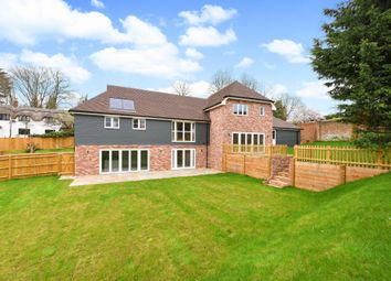 Thumbnail 4 bedroom detached house for sale in The Glen, Impstone Road, Pamber Heath