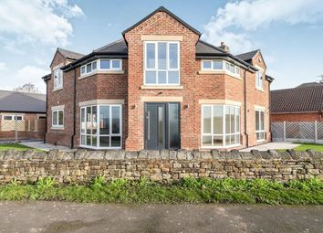 Thumbnail 3 bed detached house for sale in Church Lane, Temple Normanton, Chesterfield
