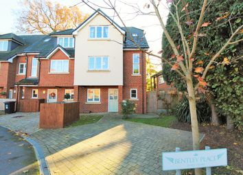 York Close, Byfleet, Surrey KT14. 4 bed end terrace house for sale