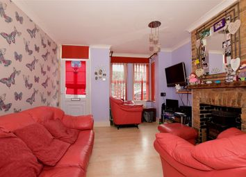 Thumbnail 3 bed terraced house for sale in Delce Road, Rochester, Kent