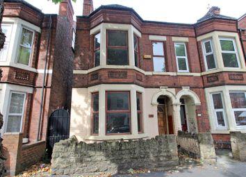 Thumbnail 4 bedroom semi-detached house for sale in Radford Boulevard, Nottingham
