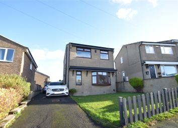 Thumbnail 3 bedroom detached house for sale in Redwood Close, Keighley, West Yorkshire