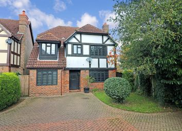 Thumbnail 4 bed detached house for sale in Beattie Rise, Hedge End, Southampton