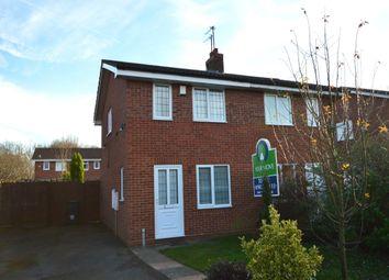 Thumbnail 2 bed semi-detached house to rent in Moor Park, Perton, Wolverhampton