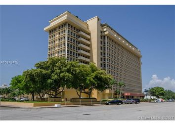 Thumbnail 1 bed apartment for sale in 700 Biltmore Way, Coral Gables, Florida, United States Of America