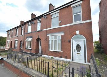 Thumbnail 3 bed end terrace house to rent in Ringley Road West, Manchester