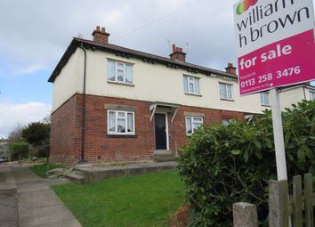 Thumbnail 3 bedroom semi-detached house for sale in Stanhope Drive, Horsforth, Leeds