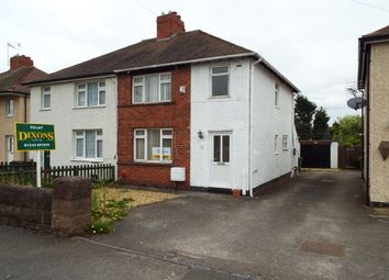 Thumbnail 3 bedroom semi-detached house to rent in Lilac Avenue, Cannock