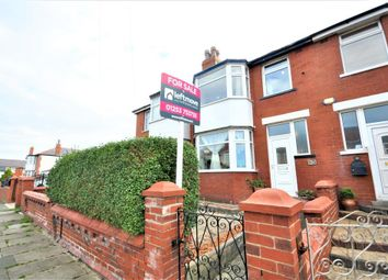 Thumbnail 3 bedroom terraced house for sale in Goldsborough Road, Stanley Park, Blackpool, Lancashire
