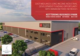 Thumbnail Commercial property for sale in Kettering Business Park, Weekley Wood Avenue, Kettering, Northants