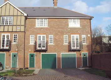 Thumbnail 4 bedroom town house to rent in Chime Square, St Peters Street, St Albans