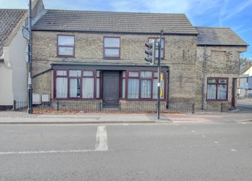 Thumbnail 4 bed end terrace house for sale in High Street, Littleport, Ely
