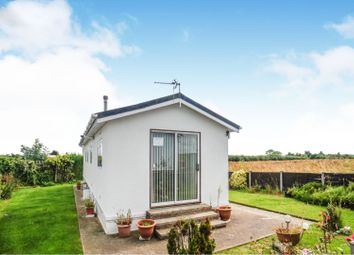 2 bed mobile/park home for sale in Witham View, Ferry Road, Fiskerton LN3