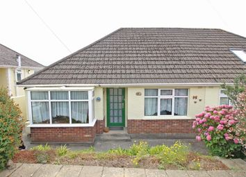 Thumbnail 2 bed semi-detached bungalow for sale in Darwin Crescent, Laira, Plymouth