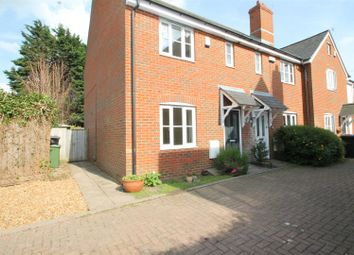 Thumbnail 2 bedroom end terrace house to rent in West Court, Downley, High Wycombe