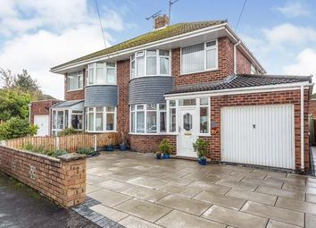 Thumbnail 3 bed semi-detached house for sale in Cartmel Avenue, Maghull, Liverpool, Merseyside
