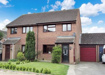 Thumbnail 3 bed semi-detached house for sale in Billington Way, Thatcham
